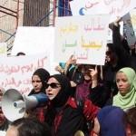Violenza sessuale contro le donne e l'aumento degli stupri di gruppo a Piazza Tahrir e dintorni