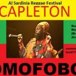 Sardinia Reggae Festival: boicottiamo Capleton!