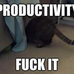 Cosa significa essere produttiv*?