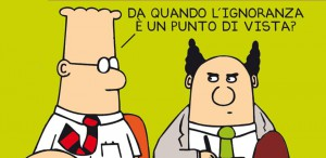 dilbert_ignoranza