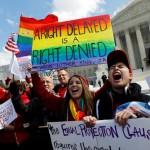 La vittoria del matrimonio gay non riguarda l'uguaglianza